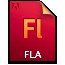 Document, File, Fla icon