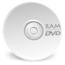 dvd, ram, device icon