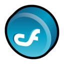 Coldfusion, Macromedia icon