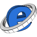 ie,internetexplorer icon