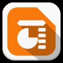 Apps Libreoffice Impress B icon