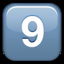 9,nine icon