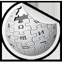 wiki, wikipedia icon