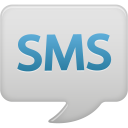 SMS bubble icon