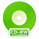 rw, disk, save, cd, disc icon