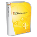 groove, office icon