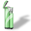 Gas lighter icon