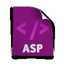 page, asp icon
