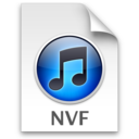 itunes,nvf icon