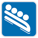 Bobsleigh, icon