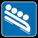 Bobsleigh, icon