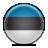 flag, estonia icon