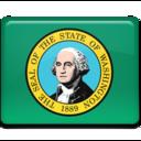 washington,flag icon