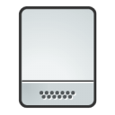 empty, paper, blank, file, document icon