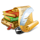 antique books, file, my document, paper, document icon