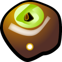 caramel,apple icon