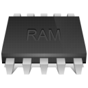 chip, hardware, ram, memory, microchip icon