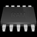 chip, hardware, ram, memory, microchip icon