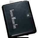 brief, dossier icon