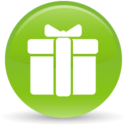 christmas,gift icon
