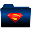 superman folder icon