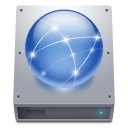 hard disk, hard drive, hdd, network icon