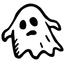 ghost, halloween, spirit, scary, spooky icon