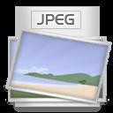 File Types JPEG icon