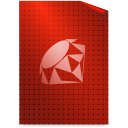 gnome, ruby, mime icon