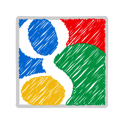 google, social, social network, social media icon