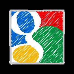 google, social, social network, social media icon