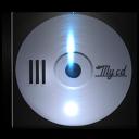 mycd,my,cd icon