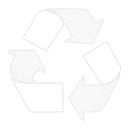 empty, blank, recycle icon