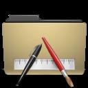 manilla, txt, folder icon
