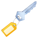 key, unlock, private, secure icon