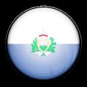 san, country, flag, marino icon