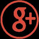 social, g, plus icon