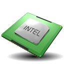 Cpu, Intel icon