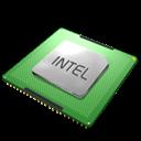 Cpu, Intel icon