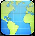 Alt, Map icon