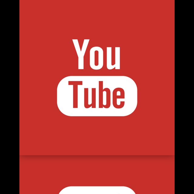 alt, mirror, youtube icon