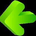 Arrow Green 04 icon