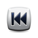 previous, button icon