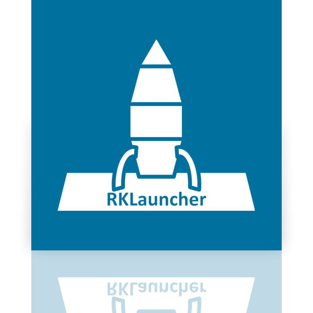 rklauncher, mirror icon