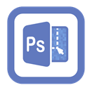 Outline, Photoshop icon