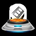 Folder Movies icon
