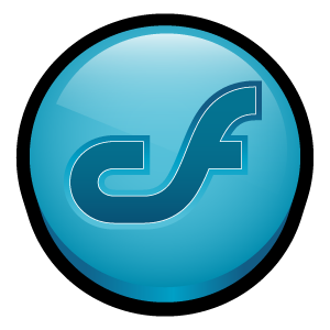 mx, coldfusion, macromedia icon