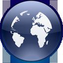 globe, world, planet, internet, earth icon