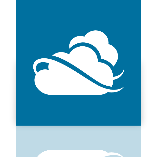 mirror, live, skydrive icon