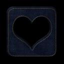 favorites square icon
